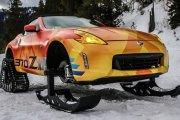 Nissan 370Zki – potwór do śnieżnego szaleństwa