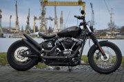 Polski salon wygrał międzynarodowy konkurs na modyfikację Harleya