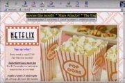 Jak wyglądałby Netflix w 1995 roku?