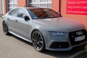 Audi RS7 Mameda Khalidowa wystawione na sprzedaż