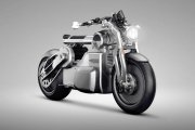 Curtiss Zeus – pierwszy na świecie dwusilnikowy motocykl elektryczny