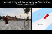Krzysztof Jarzyna ze Szczecina ma szansę na swój pomnik