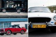 Ikony motoryzacji uwielbiane przez ikony kultury trafią na aukcję dla kolekcjonerów klasycznych aut