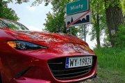 Mazda MX-5 RF, czyli auto, w którym nie da się nie zakochać