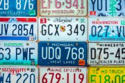 W Polsce pojawi się nowy format tablic rejestracyjnych – amerykański