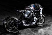 Science fiction stało się rzeczywistością z customowym BMW R nineT