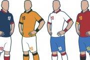 Daltoniści mają pretensje do FIFA o wybór kolorów koszulek na mundialu