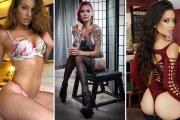 TOP 10 najczęściej wyszukiwanych aktorek porno