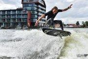 Wakeboardowe szaleństwo w Bydgoszczy – kolejne zawody z serii WakeGP