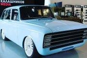 Kałasznikow zbudował elektryczny samochód, który ma konkurować z Teslą