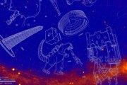 Godzilla, Hulk, Czarna Wdowa – tak NASA nazwała nowo odkryte konstelacje gwiazd