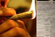 Kanadyjczyk został aresztowany za palenie marihuany godzinę po legalizacji zioła w całej Kanadzie