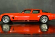Nie regulujcie ekranów – oto czterodrzwiowy Chevrolet Corvette z 1980 roku