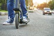 15-latek dostał 6 punktów karnych do przyszłego prawka za zbyt szybką jazdę na hulajnodze