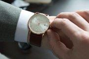 Pomysł na męski prezent - zegarek z personalizowanym paskiem
