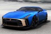 Ekstremalny Nissan GT-R50 – powstanie tylko 50 sztuk
