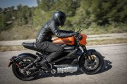 Pierwszy elektryczny Harley-Davidson – znamy cenę i dokładną specyfikację motocykla
