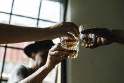 Proboszcz połączył rekolekcje z degustacją whisky