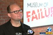Założyciel Muzeum Niepowodzenia właśnie został bankrutem