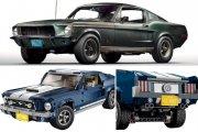 Legendarny rumak - Ford Mustang