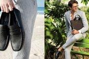Mokasyny męskie – buty idealne na ciepłe miesiące