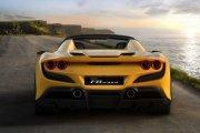Ferrari F8 Spider - najnowszy pająk z Maranello