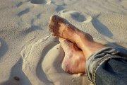 Jak facet powinien dbać o stopy?