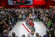 Ducati Streetfighter V4– najpiękniejszy na EICMA