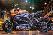 Przyszłość nadjechała. Polska premiera elektrycznego motocykla Harley-Davidson LiveWire