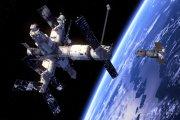 Kosmiczny mecz. Astronauci grają w baseball