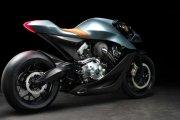 Aston Martin – limitowany motocykl