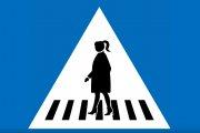 Miasto wymienia znaki drogowe. Są na nich kobiety