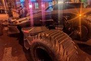 Policja skonfiskowała Batmobil