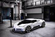 Bugatti Centodieci – musisz być Ronaldo, żeby je kupić
