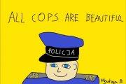 Koniec zabawy. Policja prosi przestępców o zawieszenie działalności
