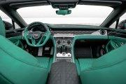 Bentley Continental GT Cabriolet V8 po kosmicznym tuningu
