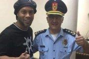 Ronaldinho w więzieniu: 5 goli, 6 asyst i 1 prosiak
