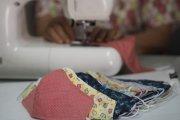 Naukowcy wskazali najlepsze tkaniny do masek domowej roboty