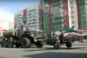 Wozy wojskowe i silniki rakietowe przeciwko koronawirusowi