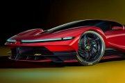 Ferrari F42 – futurystyczne podejście do klasyka