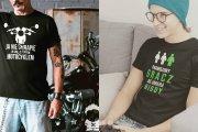 Autorskie t-shirty robią furorę. Czy to koniec epoki sieciówek?