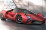 Ferrari Stallone – ogier przyszłości