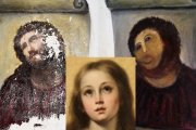 Pamiętasz słynny fresk Jezusa? Zobacz, co zrobili jego matce