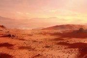 Tak wygląda woda na Marsie. Europejska Agencja Kosmiczna udostępniła film