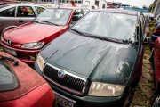 Porzucone auta do kupienia za bezcen. Białystok licytuje
