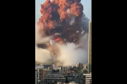 Gigantyczny wybuch w Bejrucie. Jak do tego doszło?
