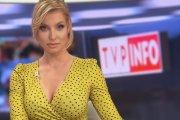 Dziennikarka TVP założyła sukienkę z dekoltem. Dostała wiadro pomyj