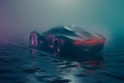 Porsche Project 411 – futurystyczny hołd dla 911