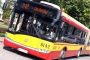 Kompletnie pijany kierowca autobusu zatrzymany przez pasażerkę