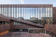 Najpiękniejszy ceglany budynek na świecie stoi w Katowicach. Wygrał międzynarodowy konkurs